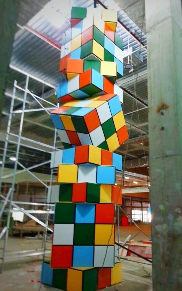 Строительство скалодромов - фото 9