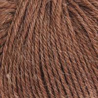 Пряжа 'Перуанская альпака' 50 альпака, 50 меринос.шерсть 150м/50гр (173 грильяж)