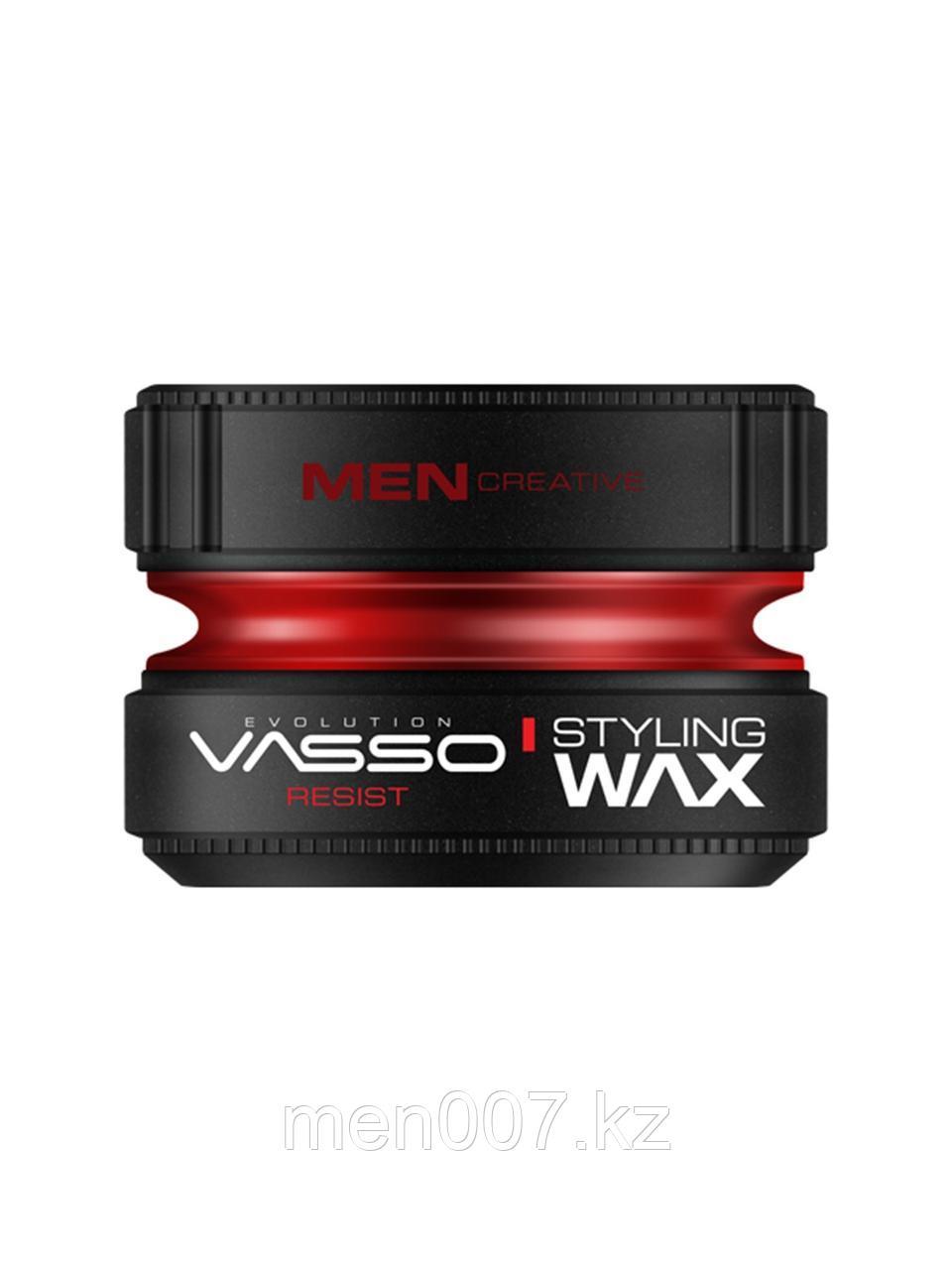 Vasso Воск для укладки волос Styling Wax Pro-Aqua Resist, 150мл.