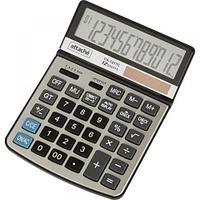 Калькулятор настольный Attache CA-1217C, 12 разр., 120 шагов