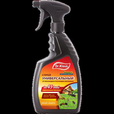 Средства защиты от грызунов и насекомых