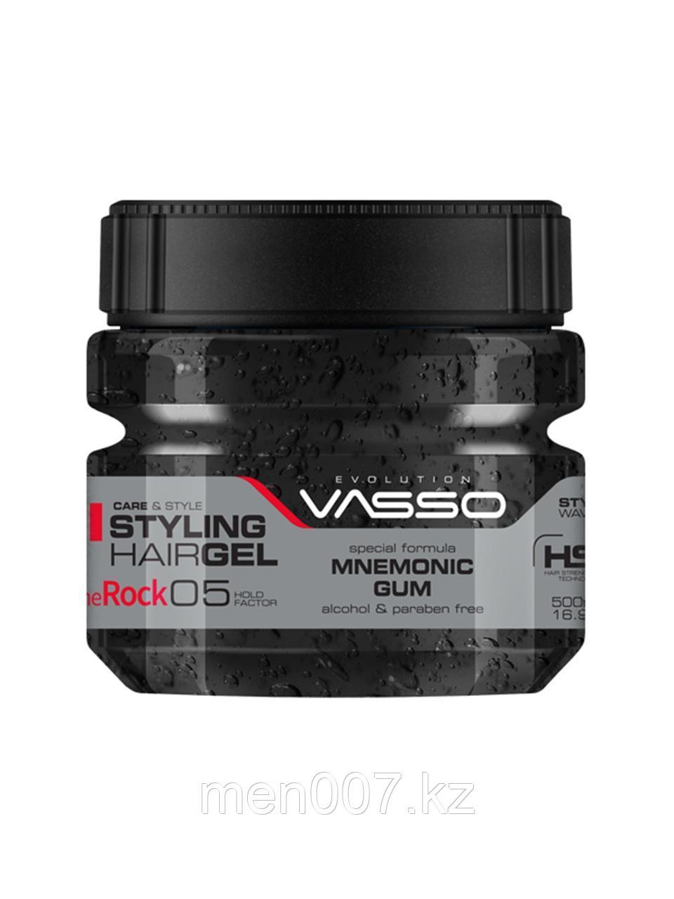 "Vasso Жвачка для укладки волос ""Скала"" Mnemonic Styling Gum (THE ROCK) , 500 мл"