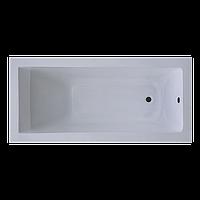 Ванна Акриловая XM-S201B прямая в комплекте с 2-я экранами и каркасом