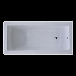 Ванна Акриловая XM-S201B прямая в комплекте с 2-я экранами и каркасом 1500