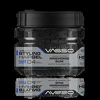 "Vasso Жвачка для укладки волос ""Стифф"" Mnemonic Styling Gum (STIFF) , 250мл"