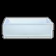 Ванна Акриловая 1700 XM-S201B прямая в комплекте с 2-я экранами и каркасом, фото 2
