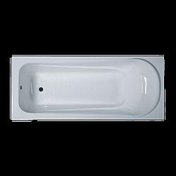 Ванна Акриловая прямая в комплекте  2-мя экранами и каркасом 1700