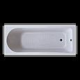 Ванна Акриловая прямая в комплекте 2-мя экранами и каркасом, фото 2