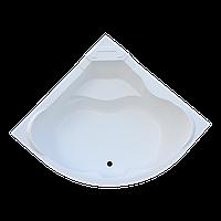 Ванна Акриловая угловая 1500*1500*400 в комплекте с экраном