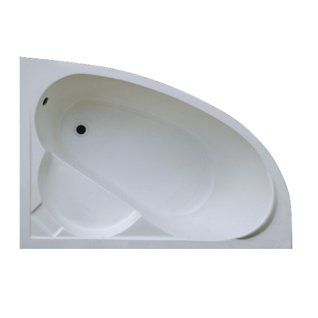 Ванна Акриловая Правосторонняя 1700*1000*400 в комплекте с экраном - фото 2