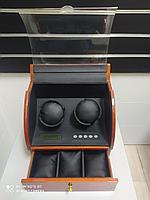 Шкатулка для часов с автоподзаводом (тайммувер) B&ST