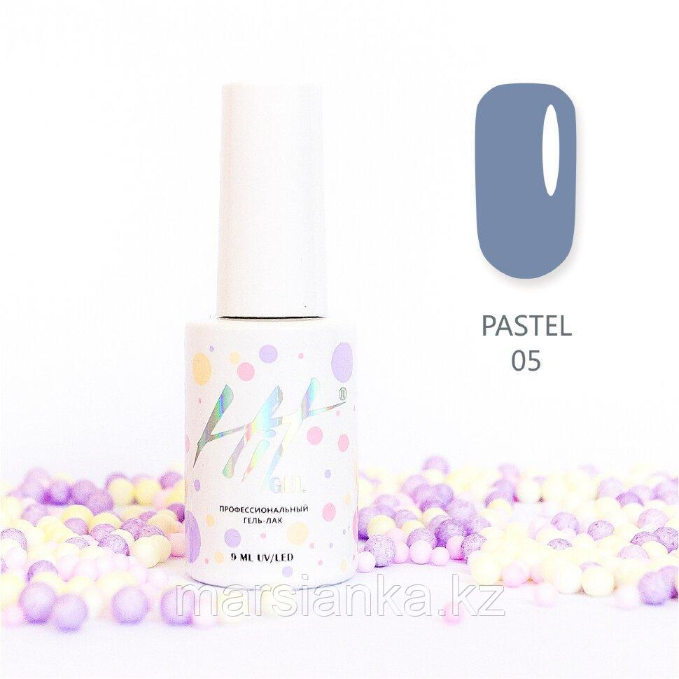 Гель-лак HIT gel Pastel №05, 9мл