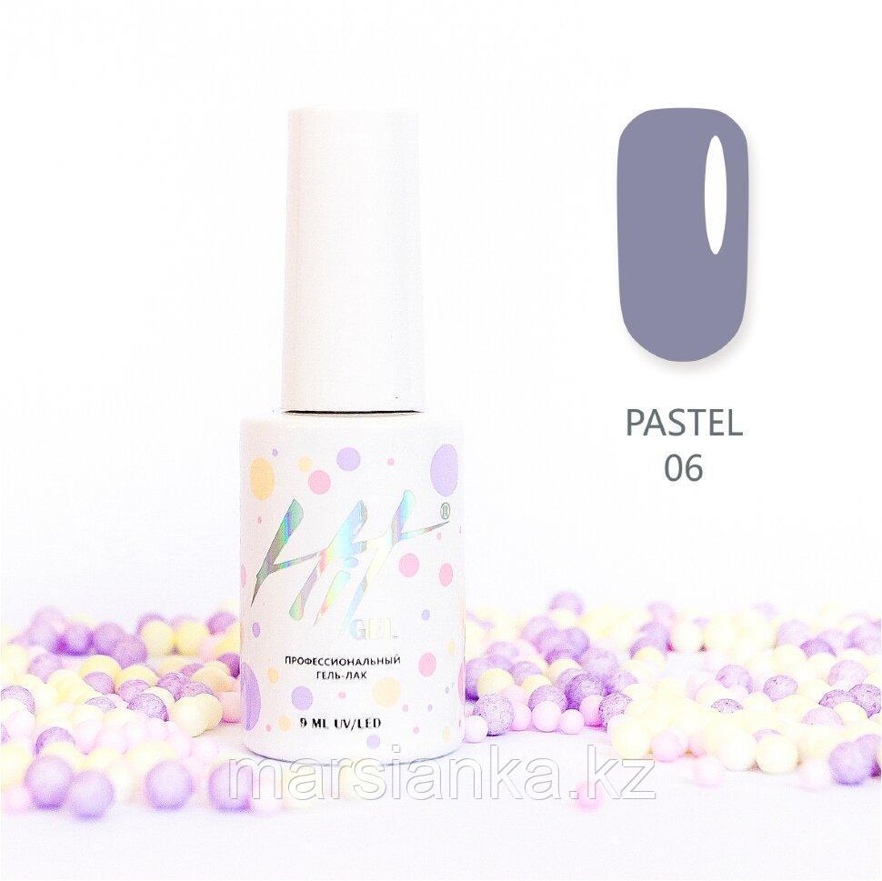 Гель-лак HIT gel Pastel №06, 9мл
