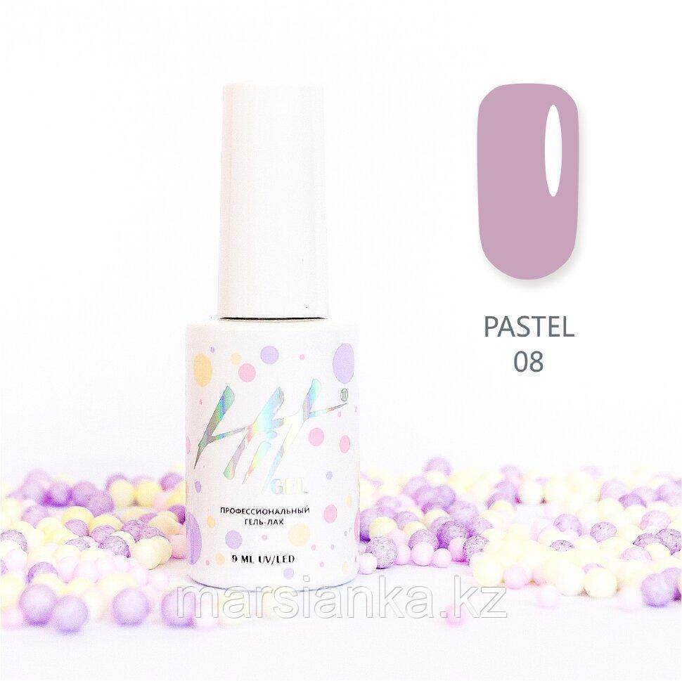 Гель-лак HIT gel Pastel №08, 9мл