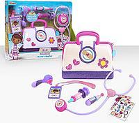 Доктор Плюшева игровой набор доктора с аксессуарами (США), фото 1