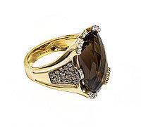 Кольцо с бриллиантом, SR029441