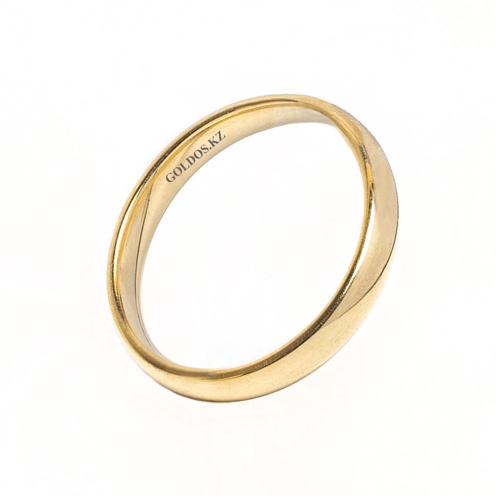 Кольцо обручальное, MREU-3 - фото 1