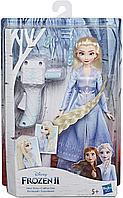 Кукла Эльза Frozen Холодное сердце 2 Магия причесок, фото 1