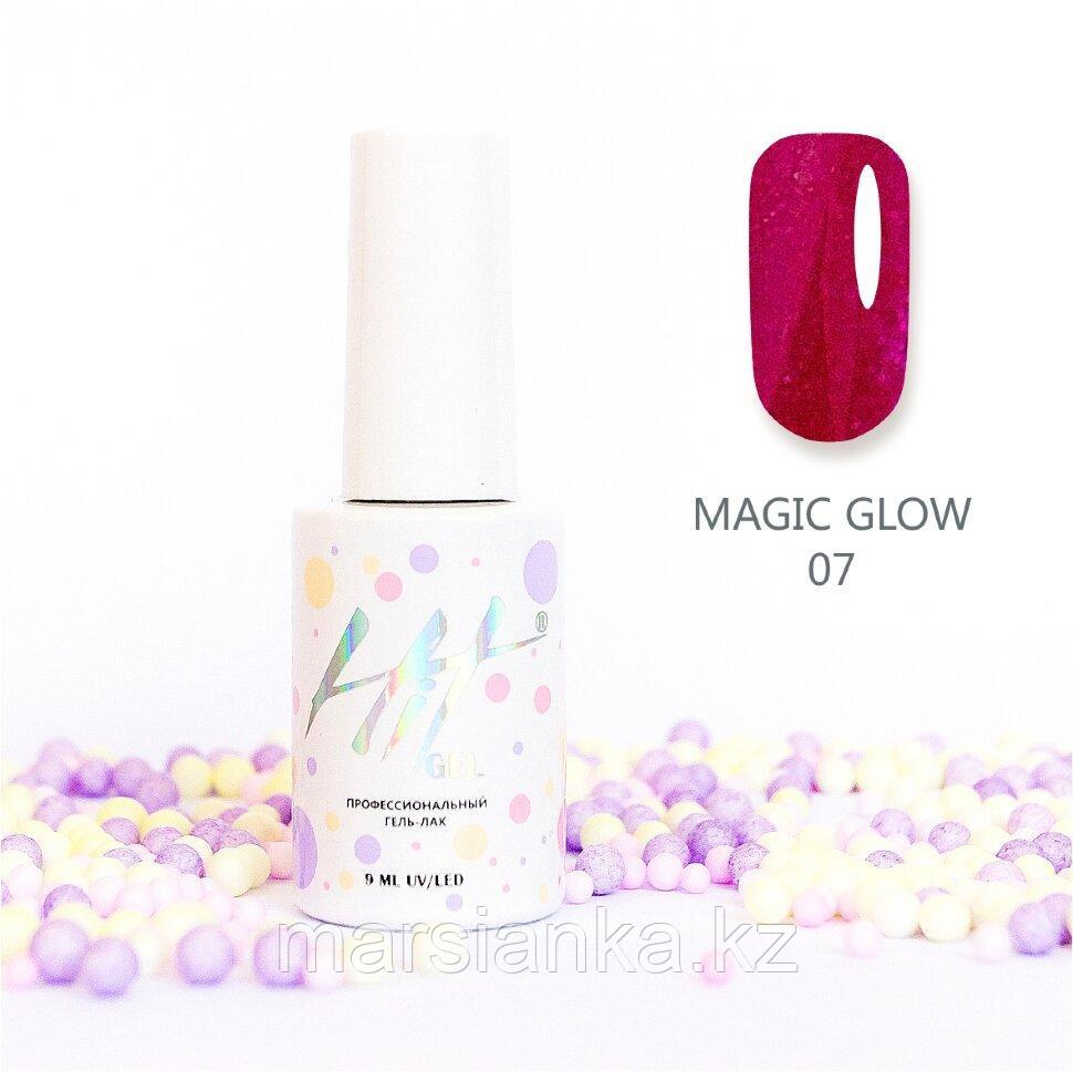 Гель-лак HIT gel Magic glow №07, 9мл