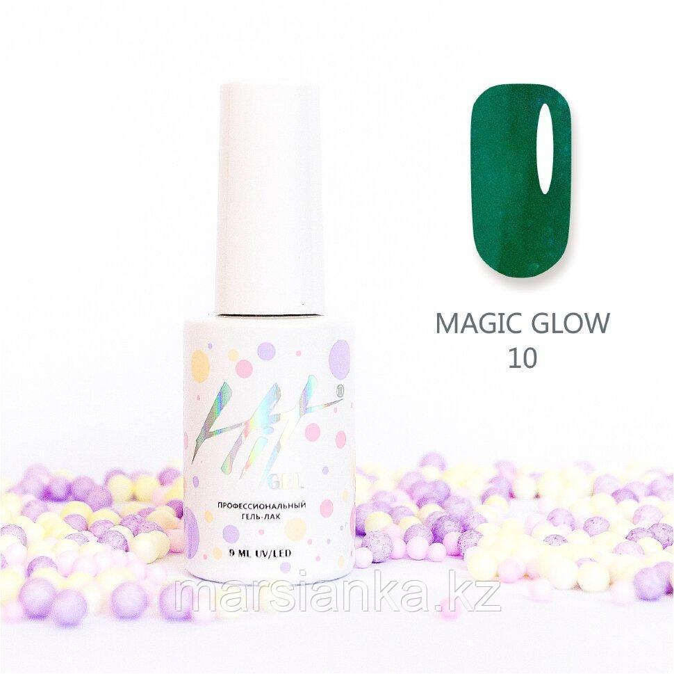 Гель-лак HIT gel Magic glow №10, 9мл