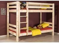 Кровать двухъярусная (с 2 матрасами)