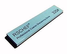 Точильный камень .RSCHEF #320 на подложке (широкий)