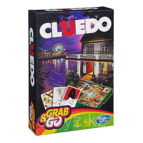 Hasbro: Клуэдо - Дорожная версия B0999