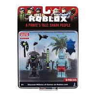 """Roblox ROB0305 Игровой набор Роблокс """"Пиратские байки"""" Люди акулы"""