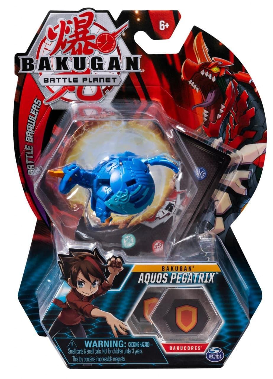 Bakugan Бакуган Аквас Пегатрикс (Aquos Pegatrix)