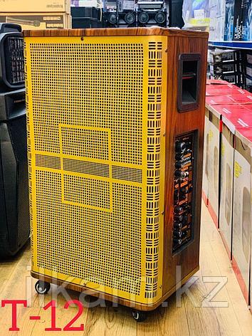 Акустическая система  Т-12. Большой мощный DJ бас сабвуфер., фото 2