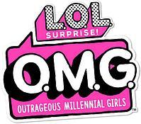 Куклы Лол ОМГ Старшие сёстры L.O.L Surprise! O.M.G.