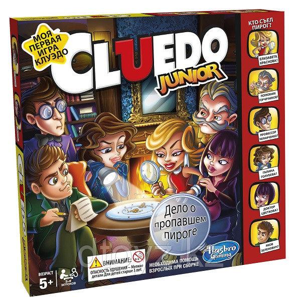 Hasbro:  Клуэдо Джуниор C1293