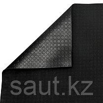 Резиновое покрытие Автолин 1,85 (темно серый, черный), фото 2