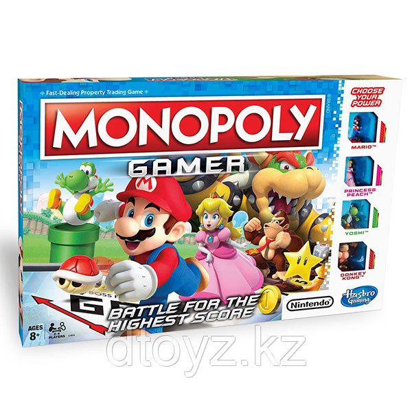Hasbro: Монополия Геймер C1815