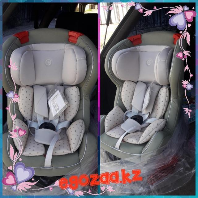 Автокресло Happy Baby Passenger V2 Green Алматы