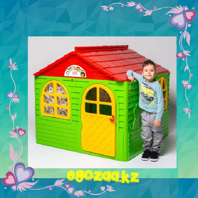 Детские домики Doloni