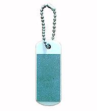 Точилка для ножей (керамический мусат с алмазной вставкой).