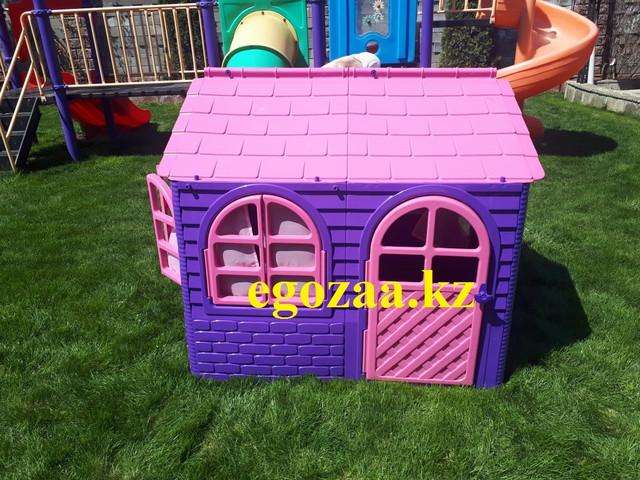 Детский игровой пластиковый домик Doloni (Долони)