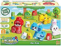 Развивающий конструктор для детей 2+ Домашние животные, фото 1