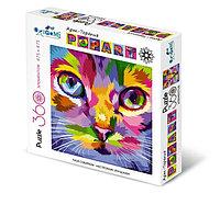 Пазл 360 элементов «Поп-арт. Кот»