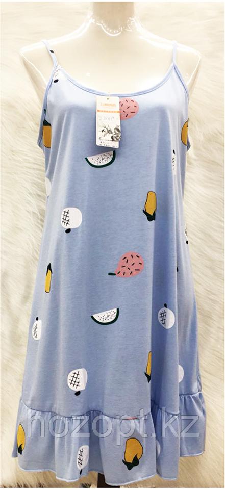 Платье для дома M, L - фото 4