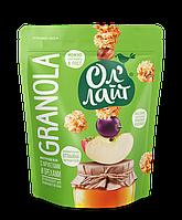 Гранола Ол'Лайт с фруктами и орехами
