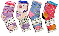 Носки детские LEJIA для девоч. (4-6, 7-10)