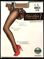Колготки капроновые Madam Chantal 15/20den (бронза)
