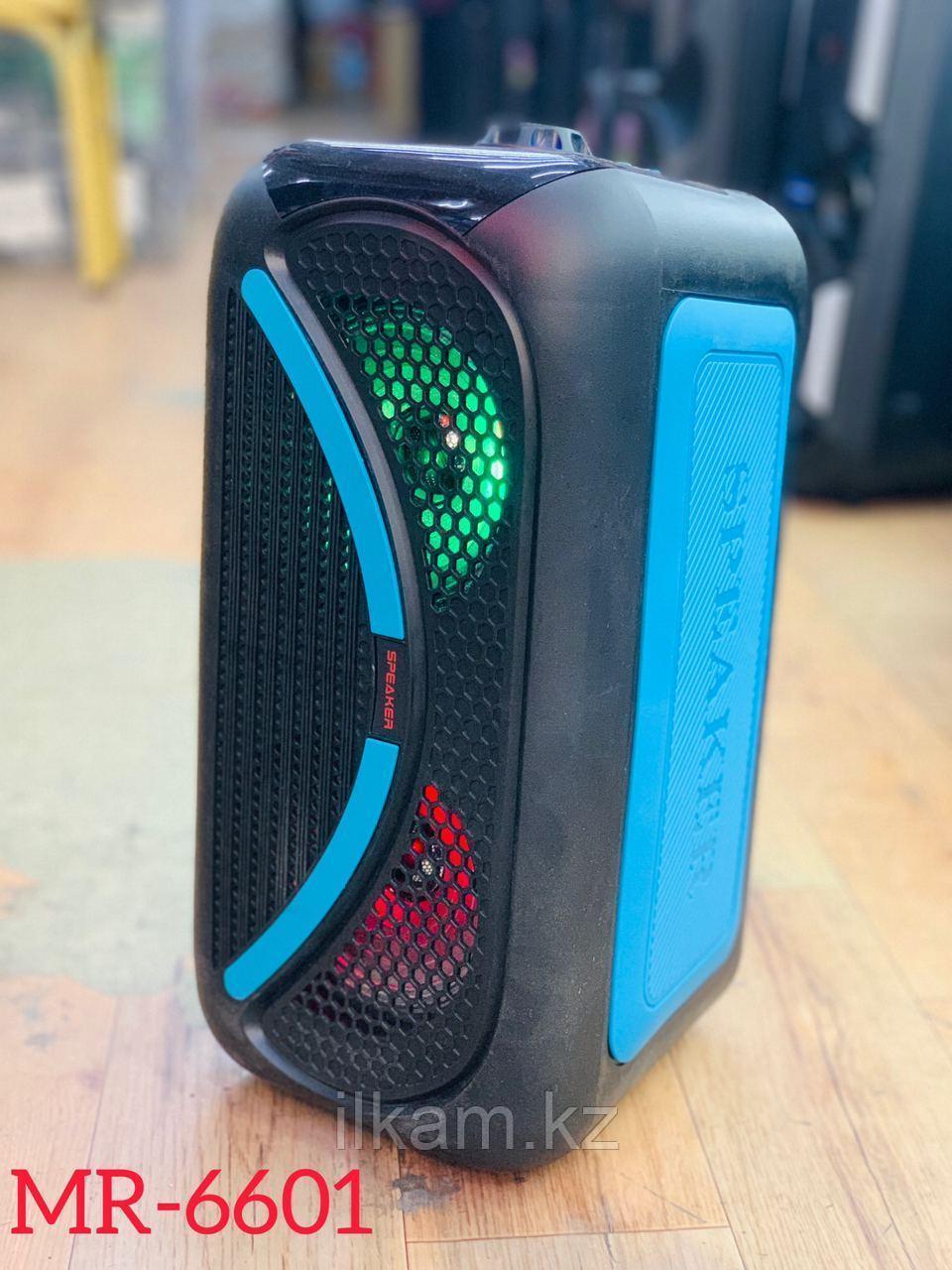 Колонка акустическая MR - 6601. Бумбокс.