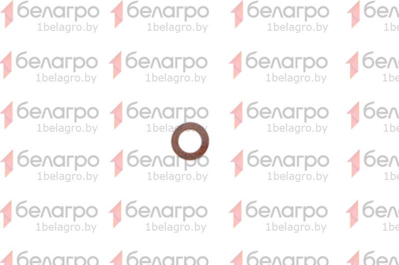 11.1112208 Прокладка МТЗ форсунки медная (диам. 10х16х1 мм), (А)