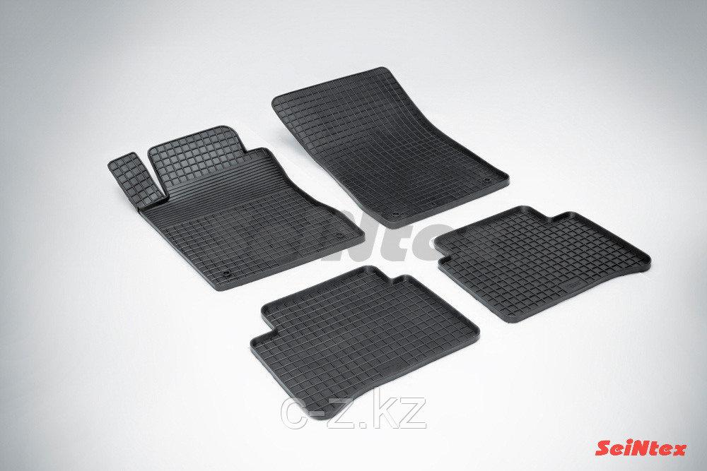 Резиновые коврики для Mercedes-Benz E-Class W211 4 matic 2002-2009