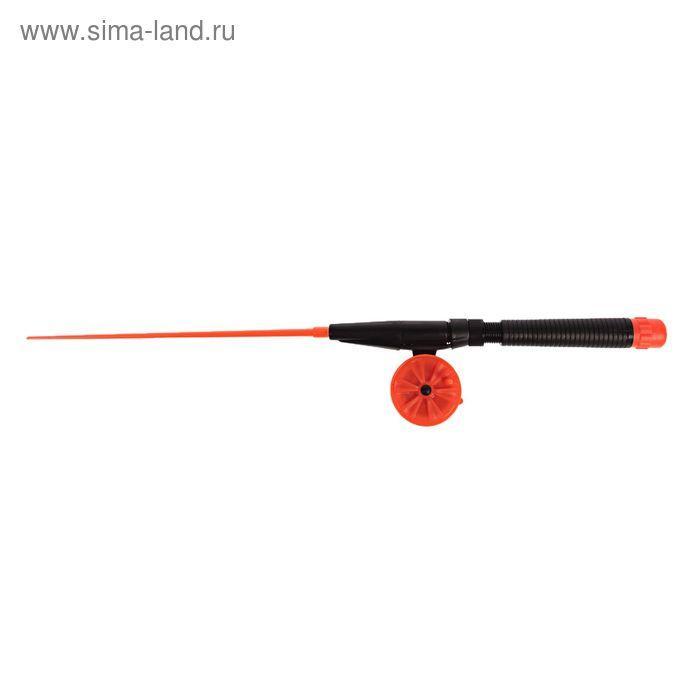 Удочка зимняя «Блеснилка Окунь», шестик 270 мм, ПК, с катушкой WHZ 60 - фото 1