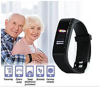 Умный браслет здоровья. 5 в 1 ( давление, пульс, шагомер, калории,часы)