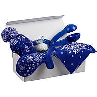 Набор Let It Snow, синий, фото 1
